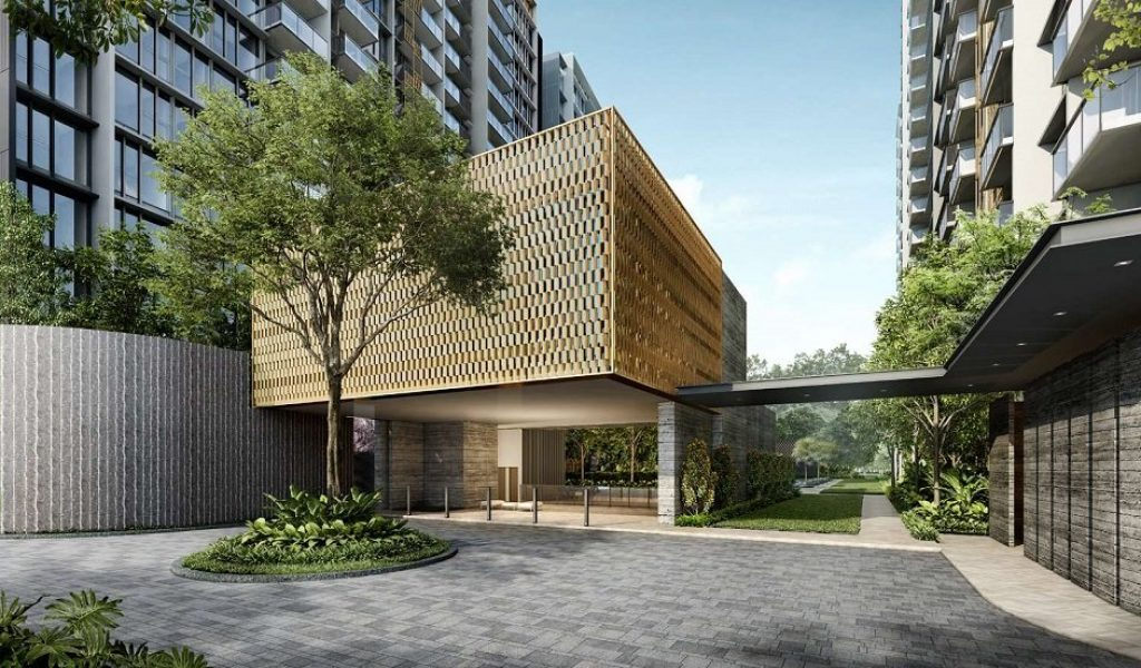 Penrose condo gallery - Arrival Lobby - An alluring entrance welcomes you back